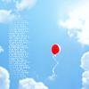kiteflier: red balloon