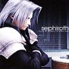 Sephiroth: irked