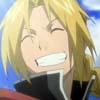 Kyo-chan: FMA - Ed grinning