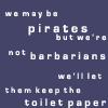 no barbarian