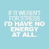 schadenfreude: gen: stress