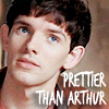 Valderys: Merlin - prettier than Arthur