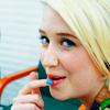 Skins: Naomi biting nails