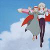 Yoko⋆: Howl's Moving Castle - Dance in the sky