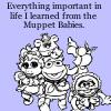 Michelle: Muppet Babies - Schoolin