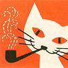 Len: Katze raucht