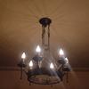 light, funeral home