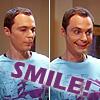 Sheldon-Smile