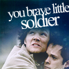 You BRAVE little soldier.