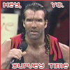 Scott Hall, Survey Time, Hey Yo