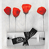 Manu: valentine flowers