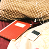stock {book and ipod}
