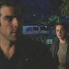 Luke and Sylar