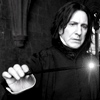 ginny_lv_harry: snape wand black&white