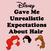 svgurl: disney hair
