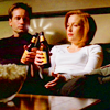alwaysashipper: mulder and scully je souhaite