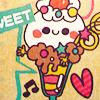 kawarashii: [cute] ice cream!!