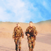 au sam and jack walking moebius