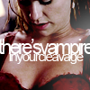 TB Vampire in your clevage