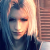 Sephiroth: smile like you mean it