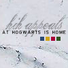 Hogwarts is Home Appeals Community