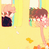 Miharu & Yoite by smallclocks