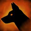 Hellhound head