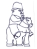 Fernando Botero.Gentleman