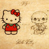 I'm forever blowing bubbles: Hello Kitty 「Anatomy」
