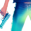 Other ; Gun/Jeans