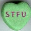 stfu, valentines