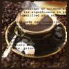 coffee--writing