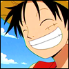 Monkey D. Luffy: AND MY FLIPPY FLOPPIES