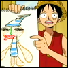Monkey D. Luffy: GONNA FLY THIS BOAT TO THE MOON SOMEHOW