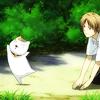 ladynathena: Dance (Nyanko-sensei/Natsume)