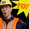 Back off, man; I'm a scientist: YO!