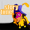 Heather: Disney: Story Time!