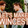 (SPN) Dean & Sam make wincest