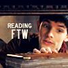 merlin - reading ftw