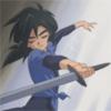 dancing the sword