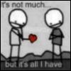α alpha: all i have