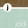 jodi // brown & blue