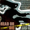 Toboe LoneWolf: [ROD] Read or Die