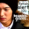 I don't stop in your tracks anymore:): junpyo_beanies