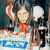 cake & candles [caleb]