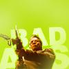 [bsg] badass
