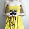 photograph yellow dress
