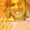Yoshiki happy