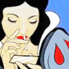 snorting Snow White