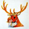 deer from children's book